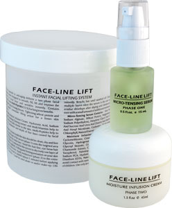FACE-LINE LIFT INSTANT FACIAL LIFTING SYSTEM